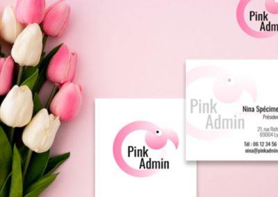 Pink-Admin
