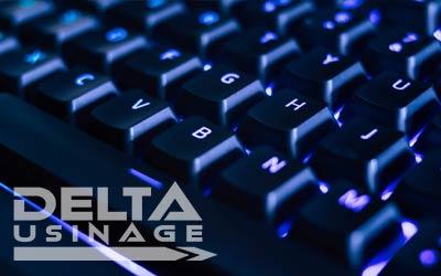 Delta-usinage photographie libre de droits - freepik