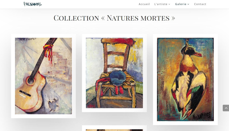 Galerie Alexandre Gaston