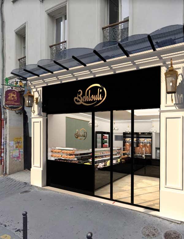 Boulangerie Behlouli