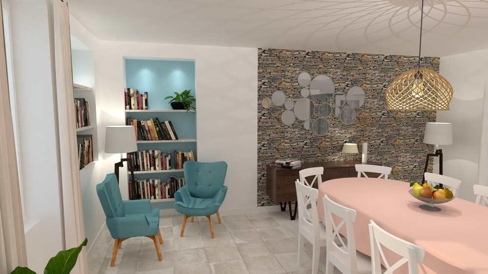 Projet Capa Isalia - perspectives intérieures par PixeLV - Vue 3