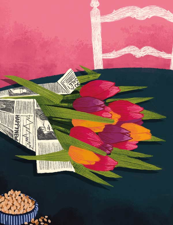 Tulipes - Lauriane Vincent